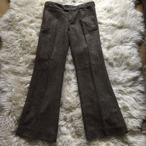 Banana Republic wideleg trousers